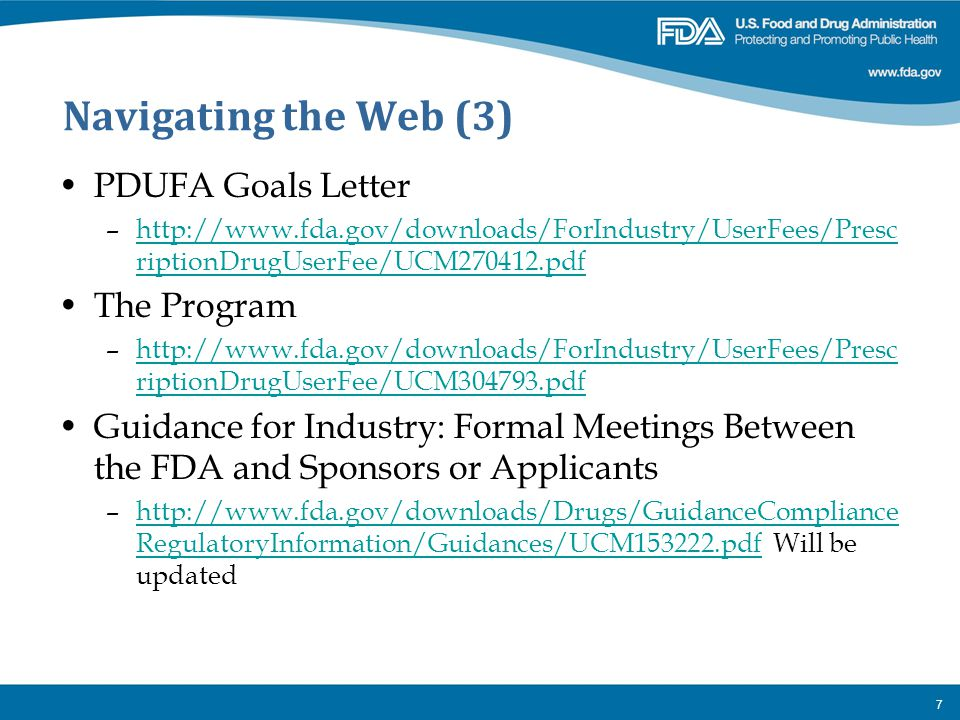 Fda Resources And Meetings Ppt Download