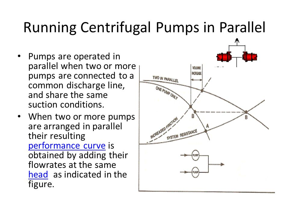 Parallel Pump Diagram Wiring Circuit