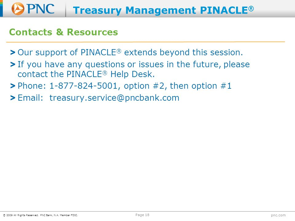 PNC Webinar Template PNC Webinar Template - ppt video online download