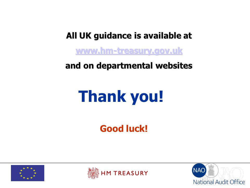 All UK guidance is available at and on departmental websites