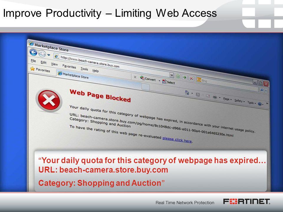 Next generation firewalls ppt video online download improve productivity limiting web access ccuart Images