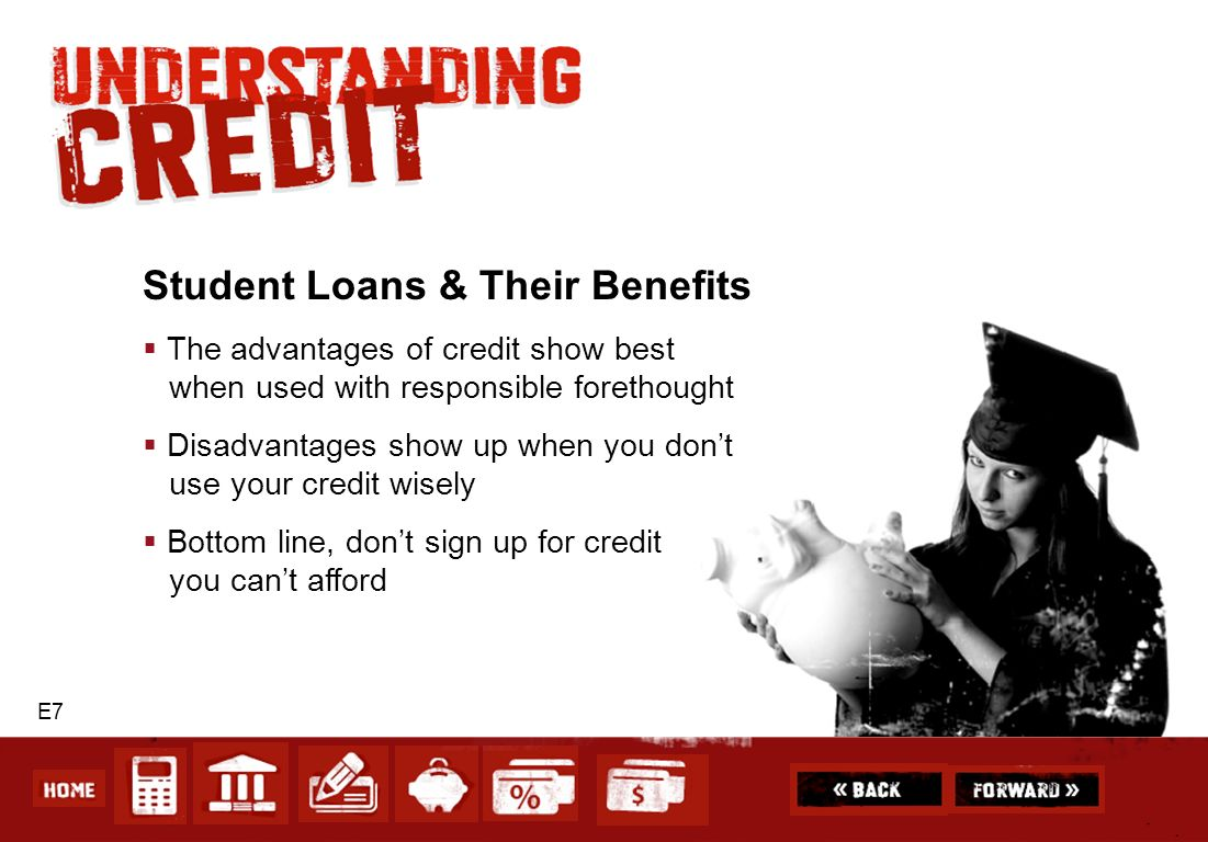 Student Loans & Their Benefits