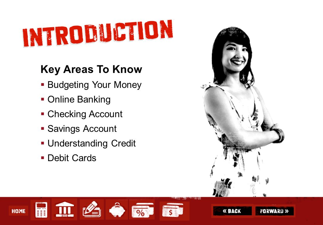 Key Areas To Know Budgeting Your Money Online Banking Checking Account