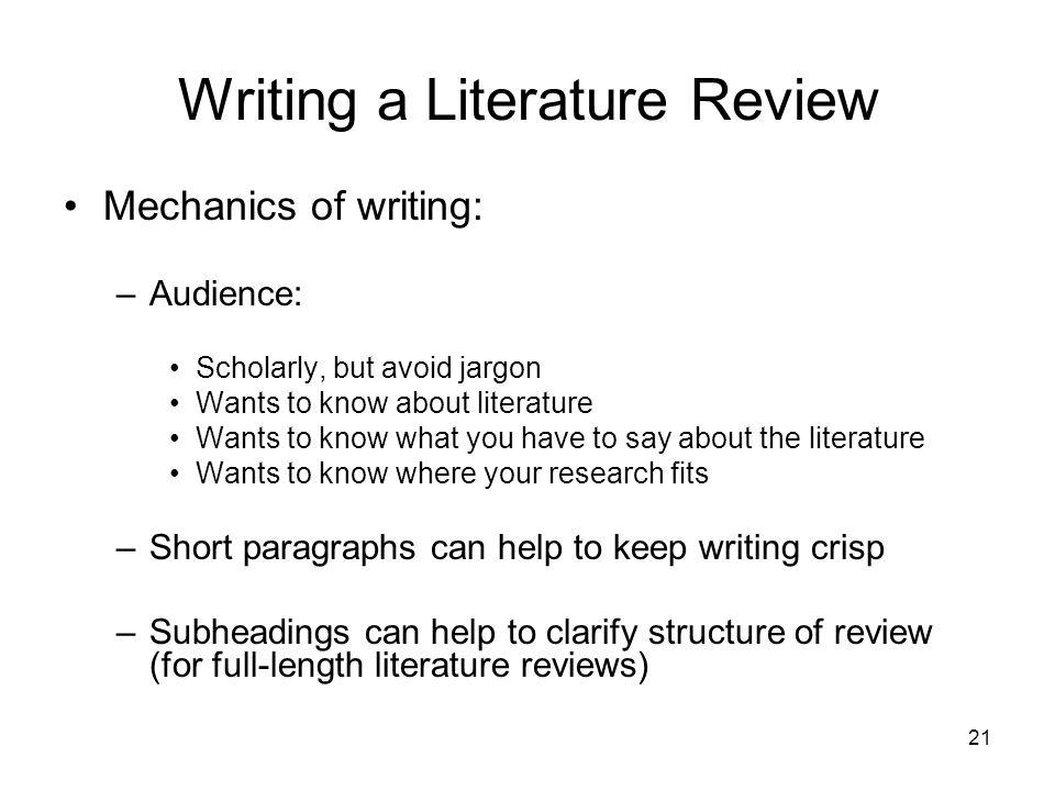 literature review example short   literature reviews   example  literature review example short