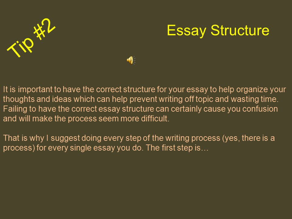 How To Write An Awesome Five Paragraph Essay The Easy Way  Ppt  Tip  Essay Structure Essay For High School Students also Thesis Statement In A Narrative Essay  Argumentative Essay Examples High School