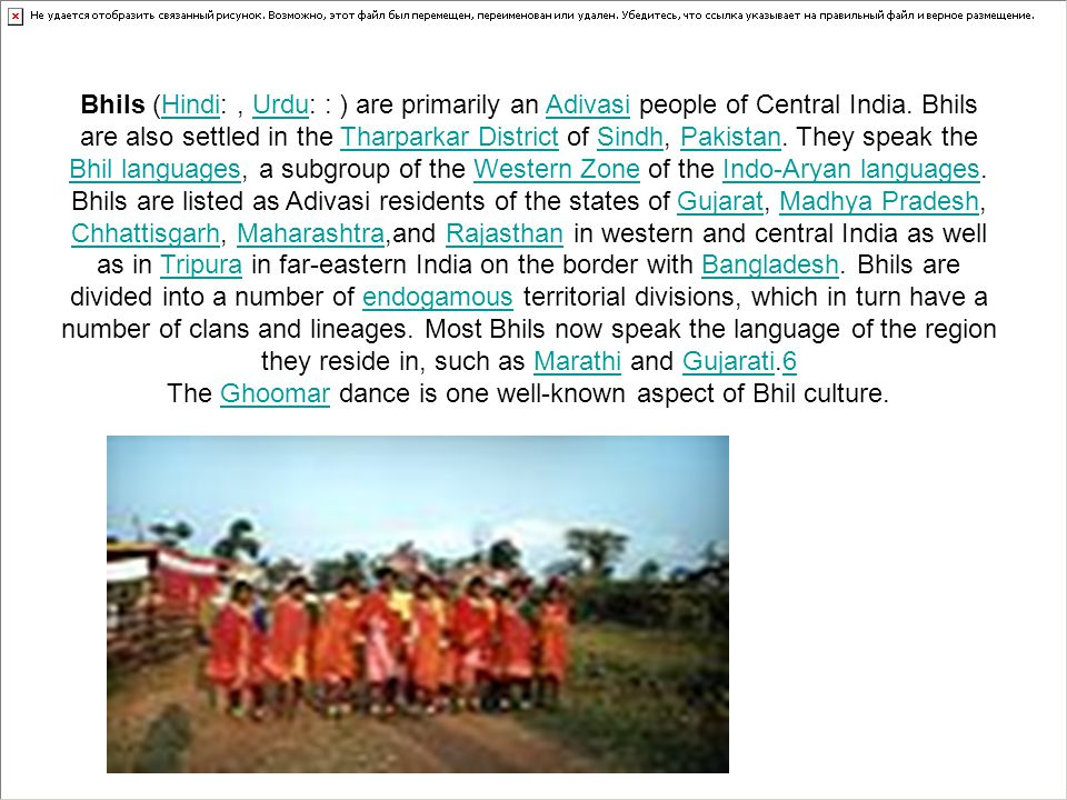 GMGHS SCHOOL PRESENT POWER PRESENATION ON TRIBES OF MP  - ppt download