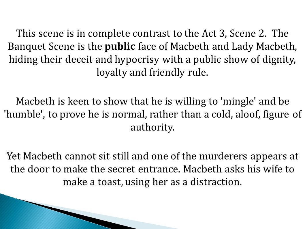 3 examples of power corrupts in macbeth