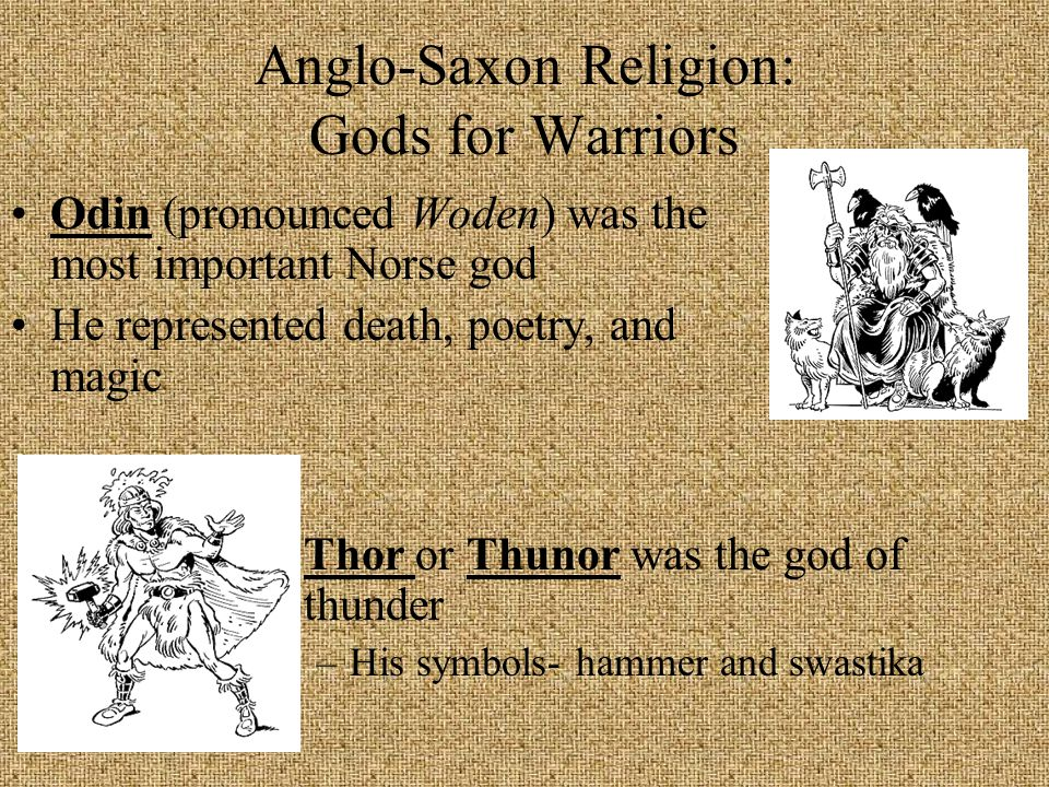 Introduction To The Anglo Saxons Ad Ppt Video Online Download