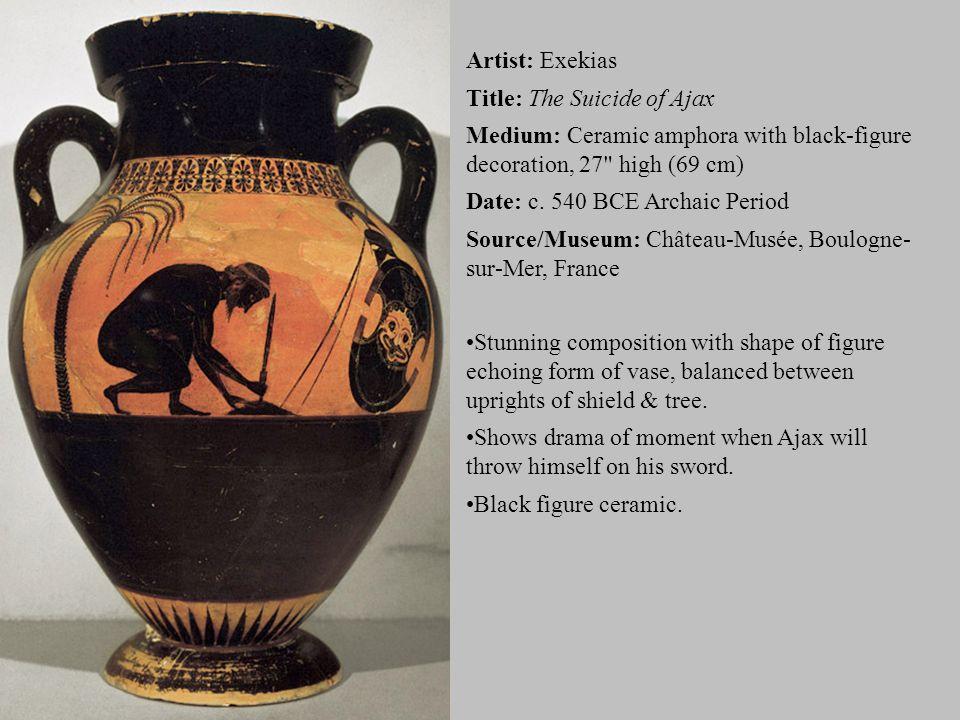 Funerary Vase Krater Dipylon Cemetery Or Dipylon Vase Ppt