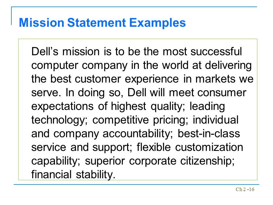 Module 2 The Business Vision Mission Ppt Video Online Download