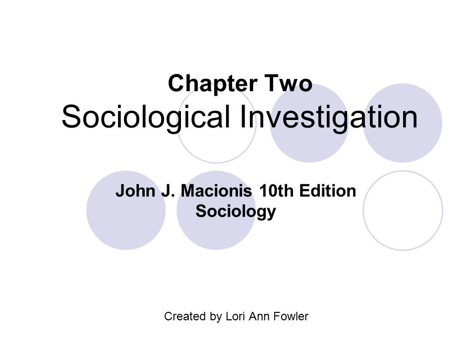 sociology chapter 9 and 10 Chapter 1 an invitation to sociology 9 the importance of patterns as you well know, high school students in a classroom behave in differ-ent ways.
