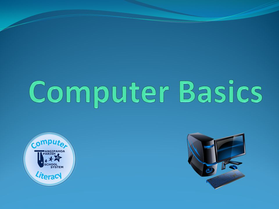 Computer Basics  - ppt download