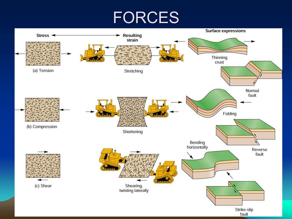folding faulting www