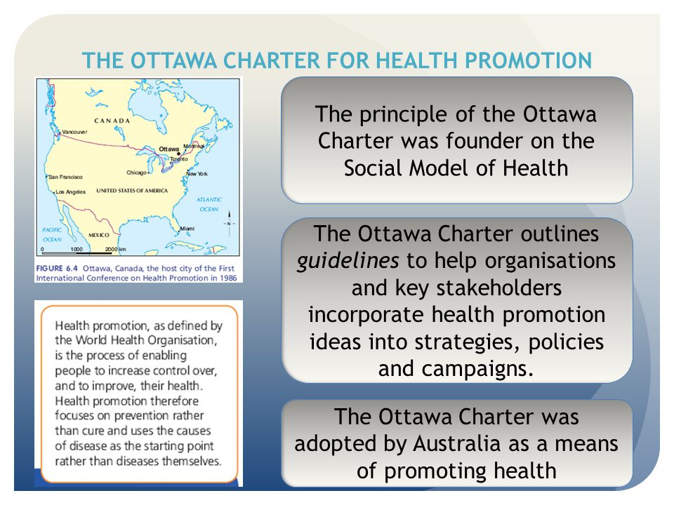 the ottawa charter for health promotion pdf
