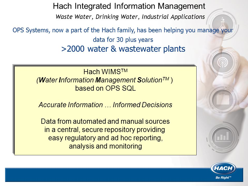 Water Wastewater Data Management Ppt Download