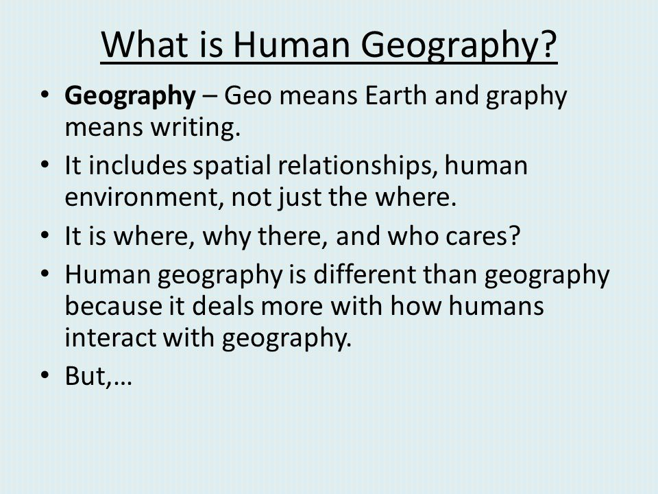 AP Human Geography Week #1 - ppt video online download