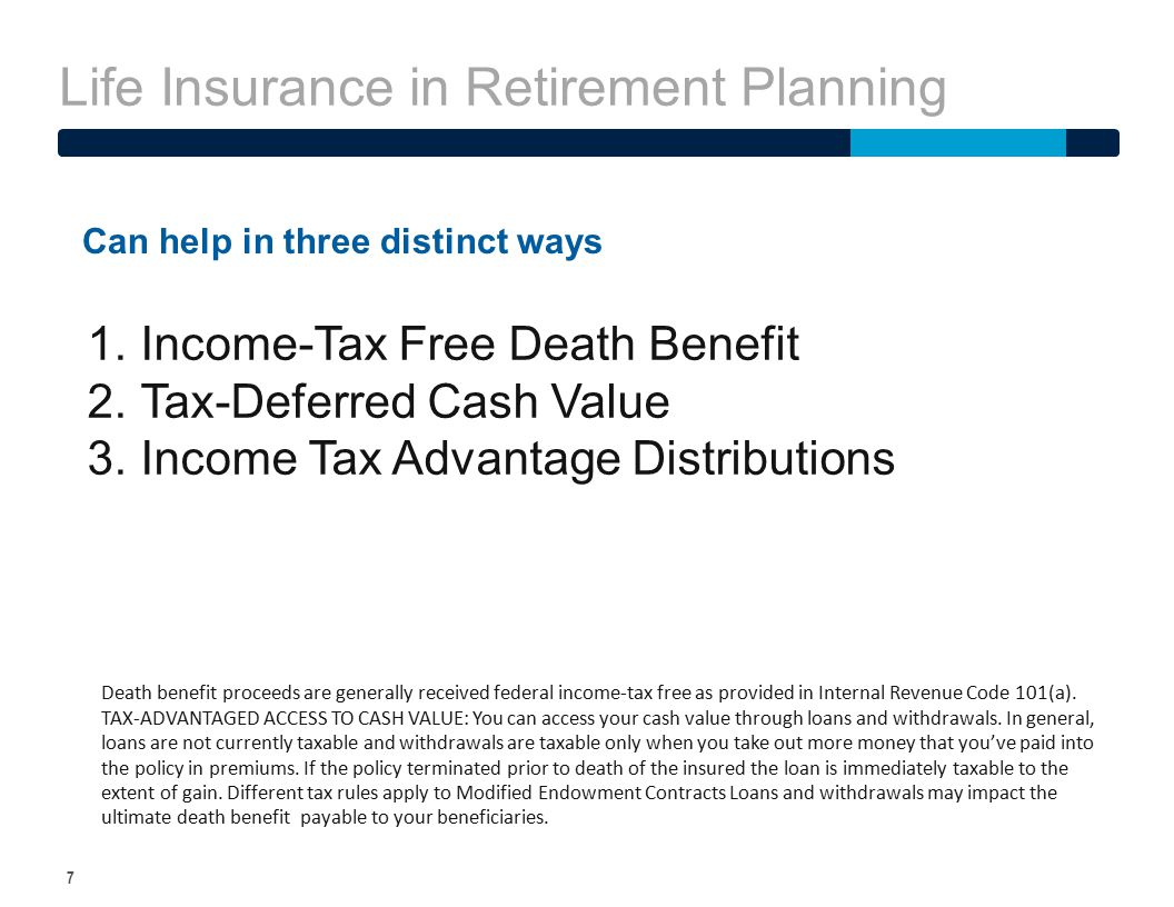 life insurance in qualified plans powerpoint presentation
