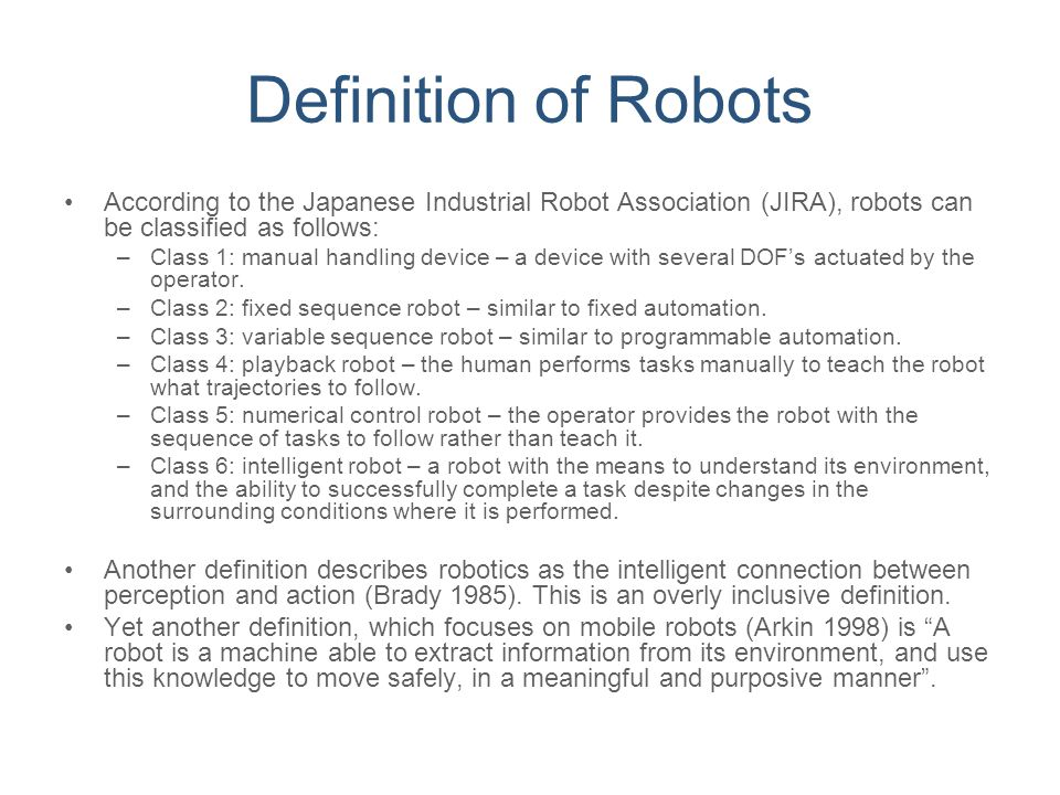 Ee 4315 Ee5325 Robotics Lectures Tue Thu 11 12 20 Pm Nh Ppt Download