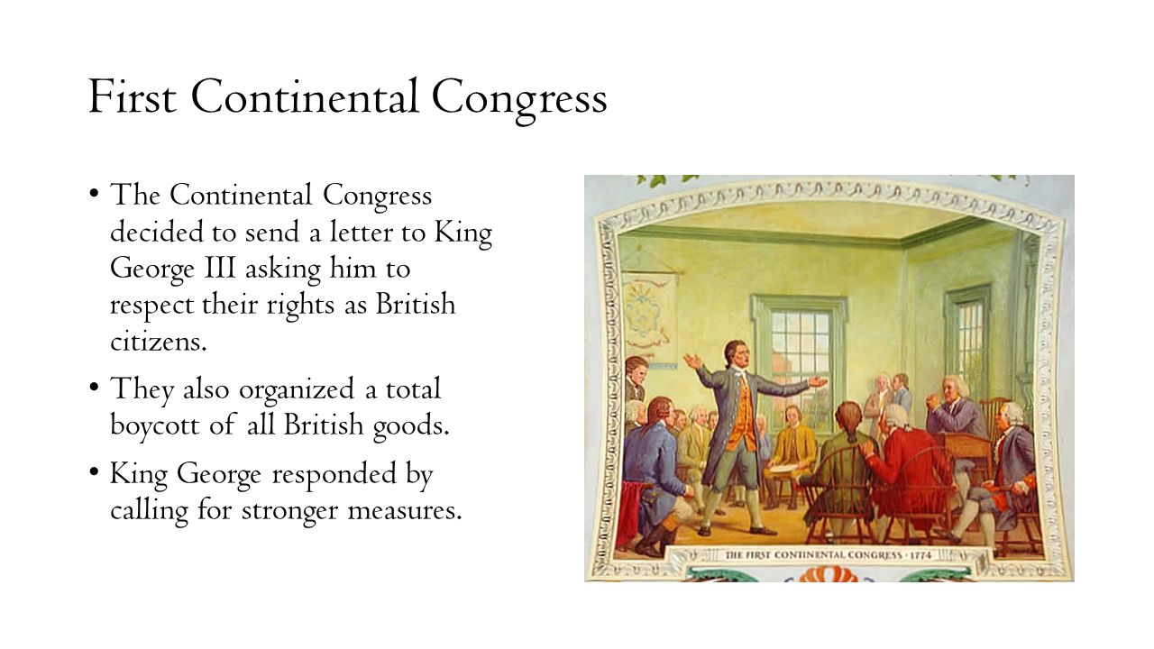 sending a letter to congress the declaration of independence ppt 11006