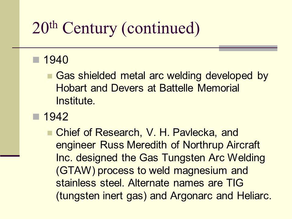 History of Welding. - ppt video online download