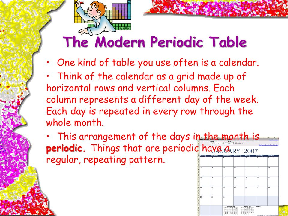 Introduction To The Periodic Table Ppt Video Online Download
