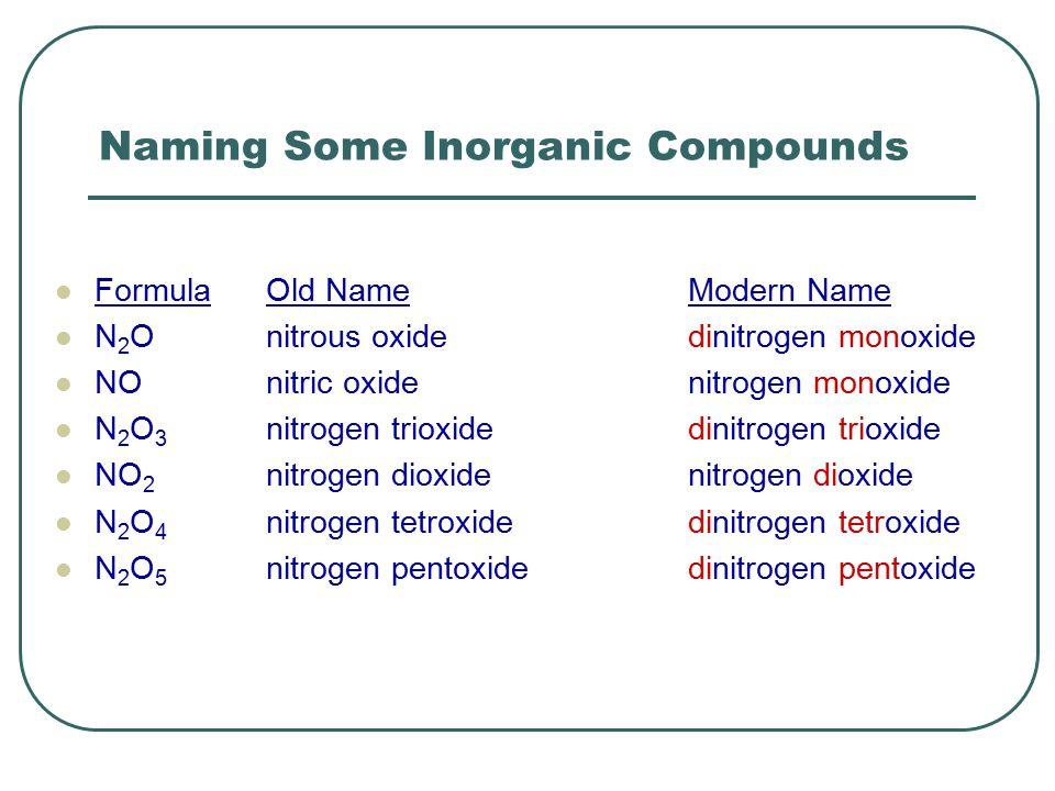 Oxidation States Of Nitrogen Ppt Video Online Download