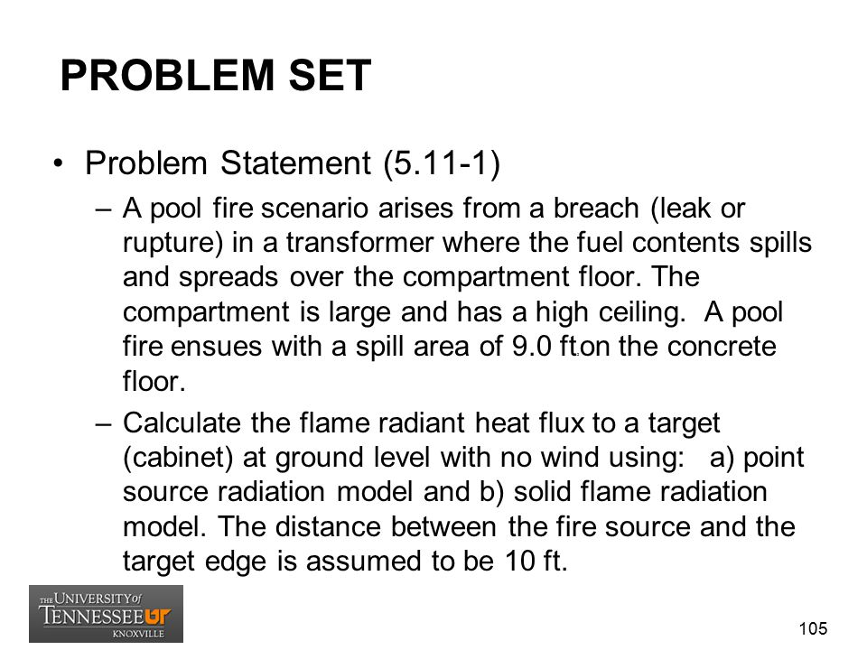 PROBLEM SET Problem Statement (5.11-1)