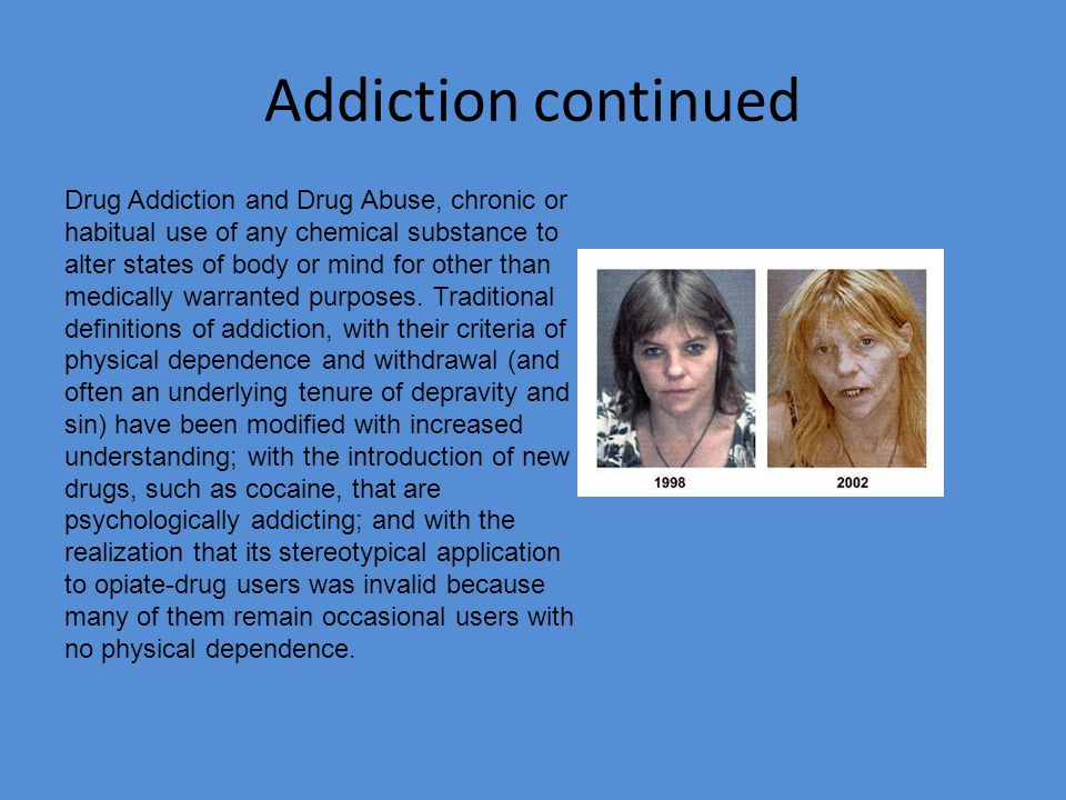 thesis statement for drug abuse among teenagers