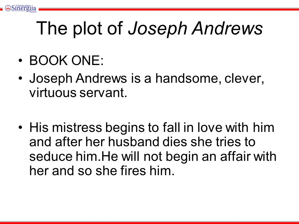 joseph andrews novel