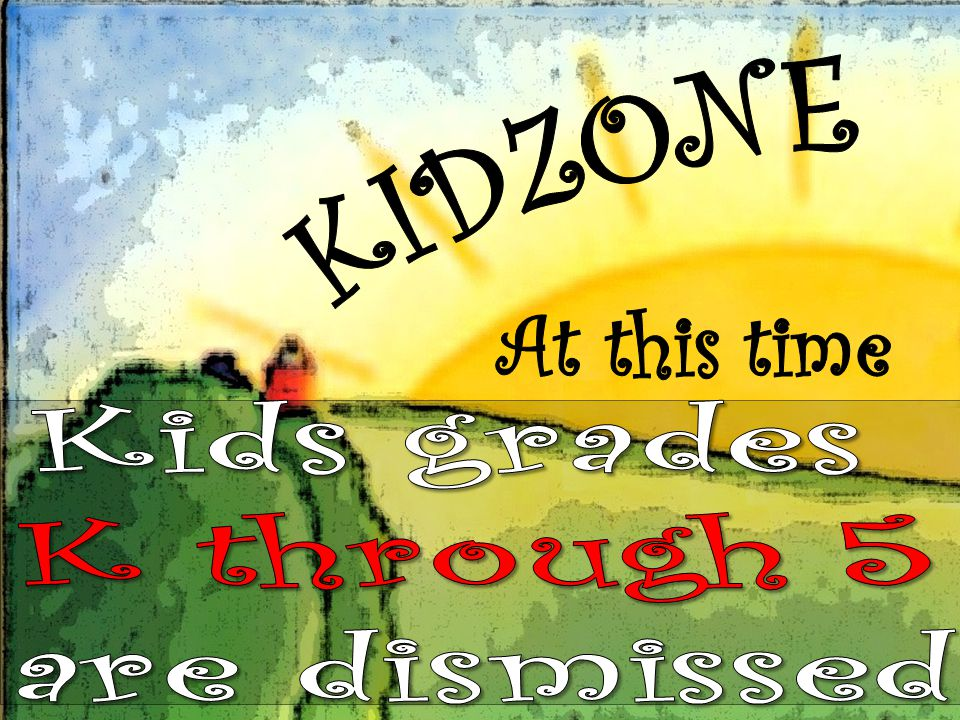 Son Rize Kidz Choir begins Saturday November 5th