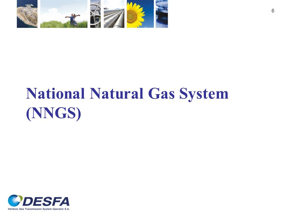 National Natural Gas System (NNGS)