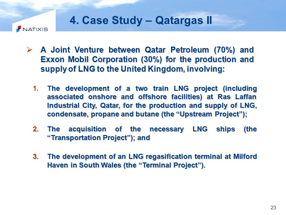 Oil & Gas Project Financing An LNG Case Study - ppt video
