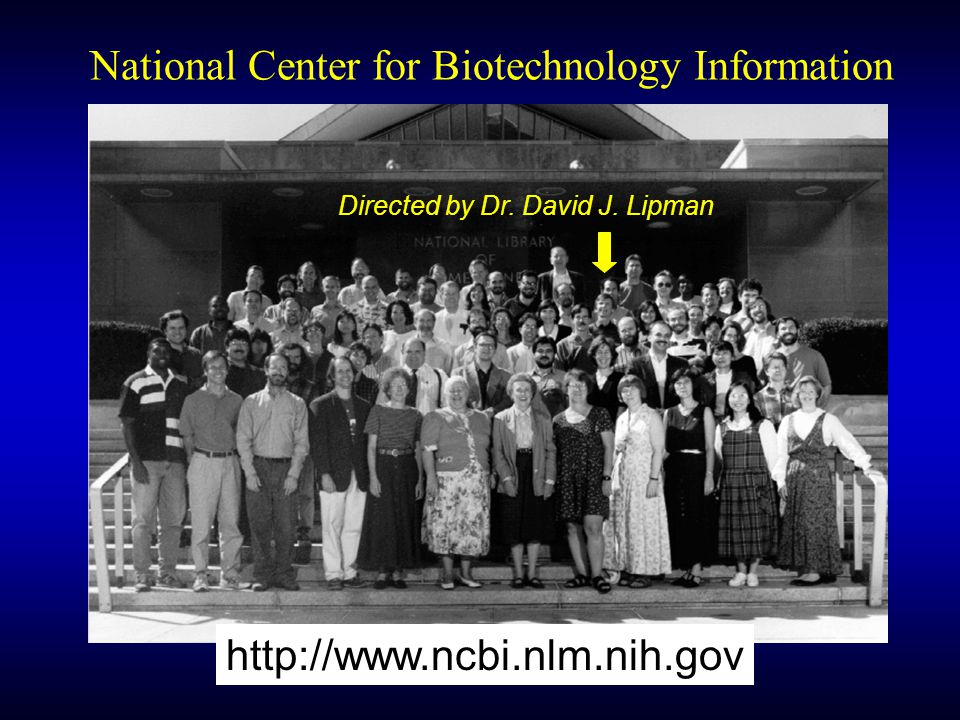 National Center for Biotechnology Information