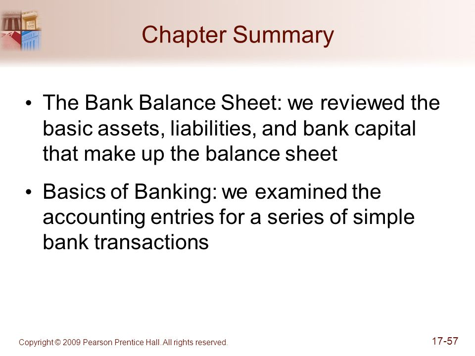 the financial institutions industry ppt download