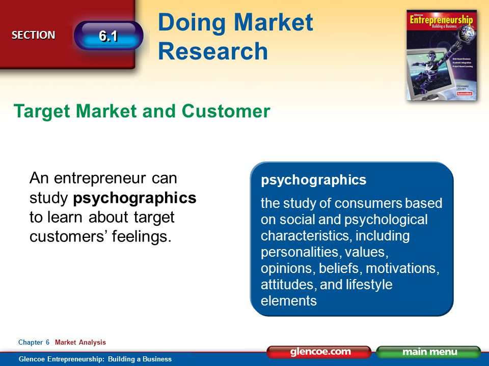 Target Market and Customer