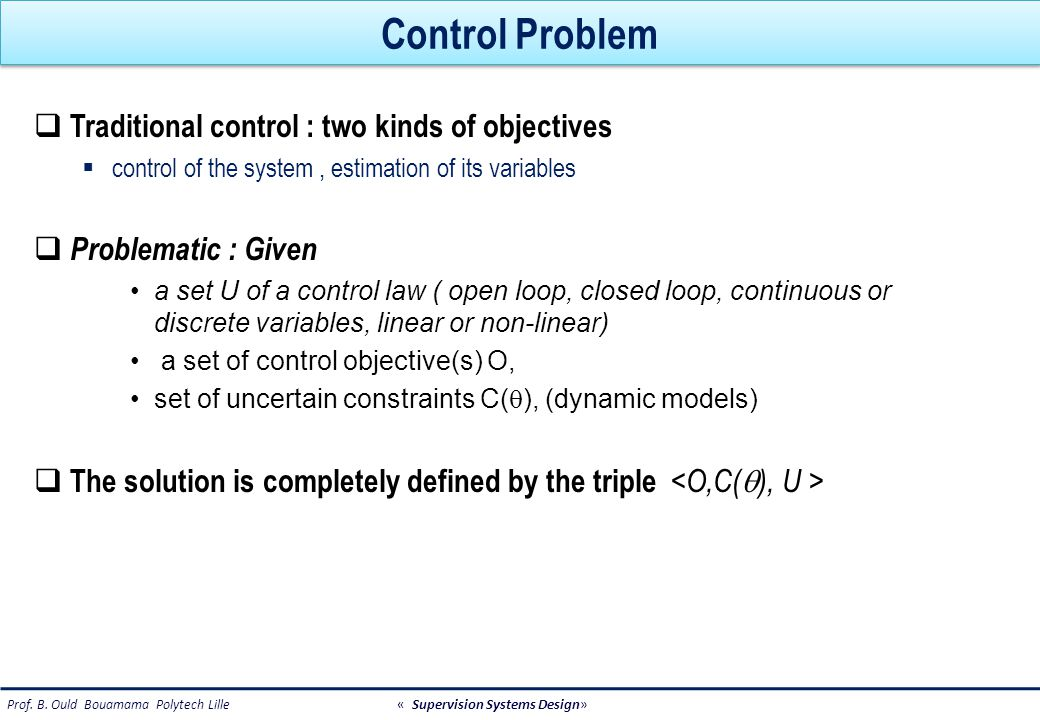 control system problems and solutions pdf