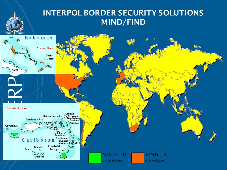 INTERPOL BORDER SECURITY SOLUTIONS MIND/FIND