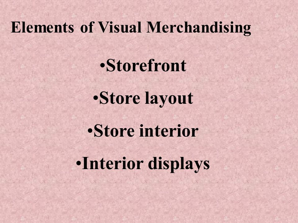 Storefront Store layout Store interior Interior displays