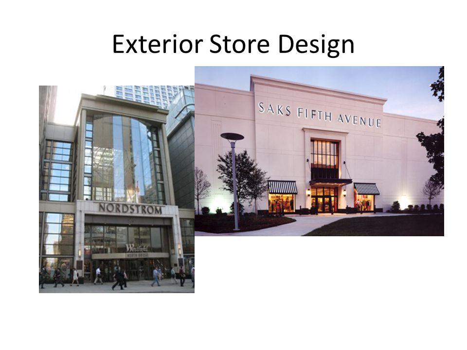 5 Exterior Store Design