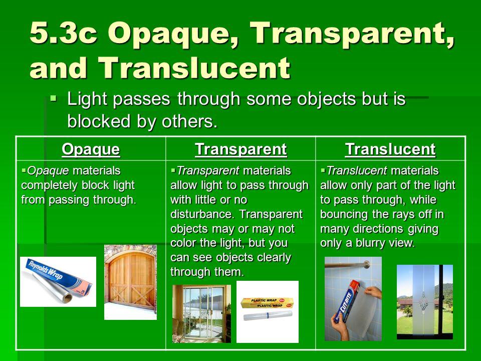 Translucent: definition & examples video & lesson transcript.