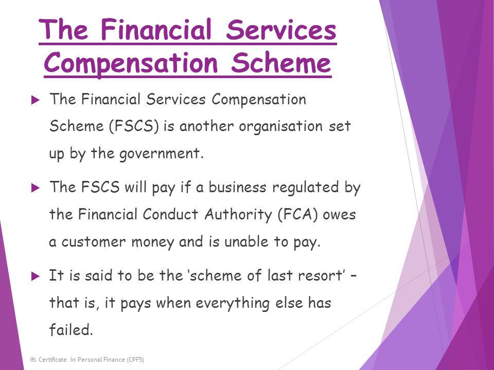 Fscs current funding system a 'grotesque injustice' ftadviser. Com.