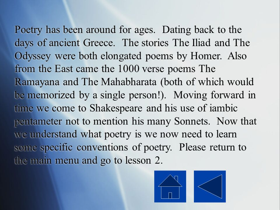 A look at poetry for middle school children. By: Zack Blecher - ppt ...