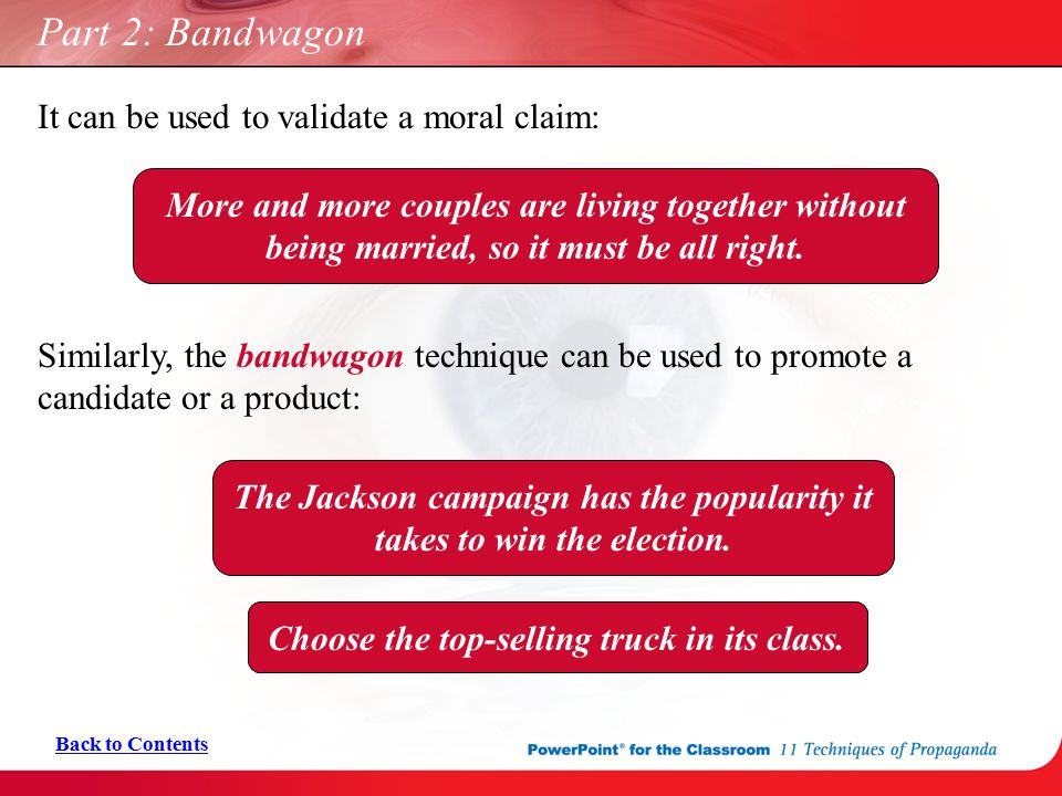 The Jackson campaign has the popularity it takes to win the election.