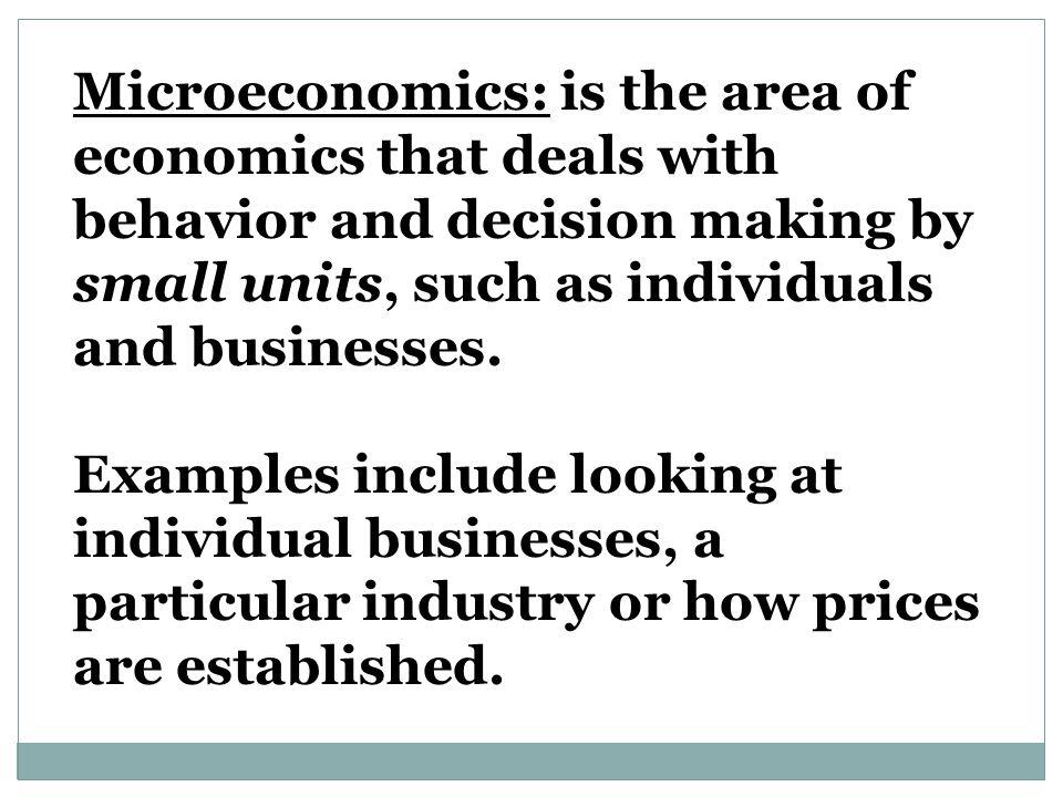 Unit 2 Microeconomics Ppt Download