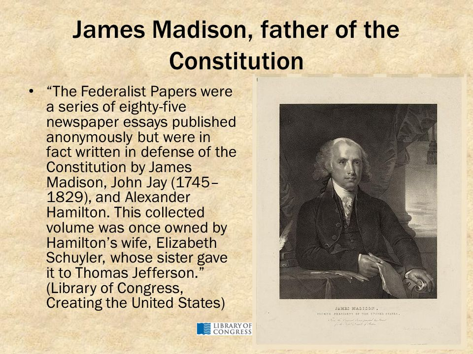 who is the father of the constitution