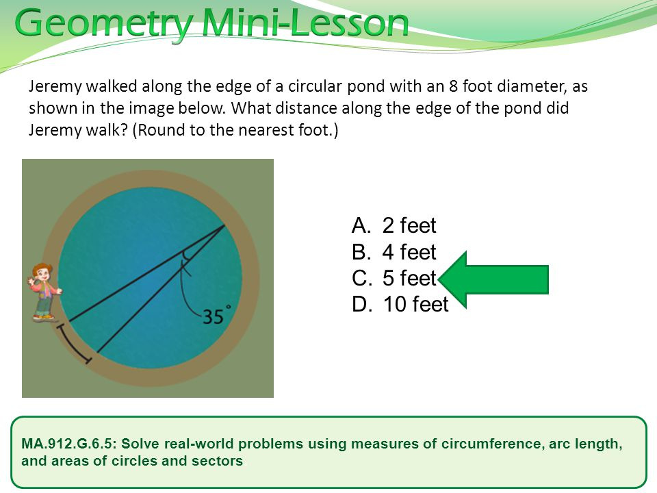 Geometry mini lesson gabriel inscribed quadrilateral abcd in a 3 geometry ccuart Gallery