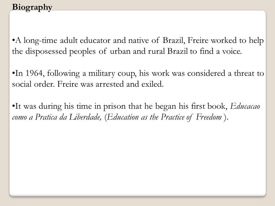 pedagogy of the oppressed chapter 2 summary