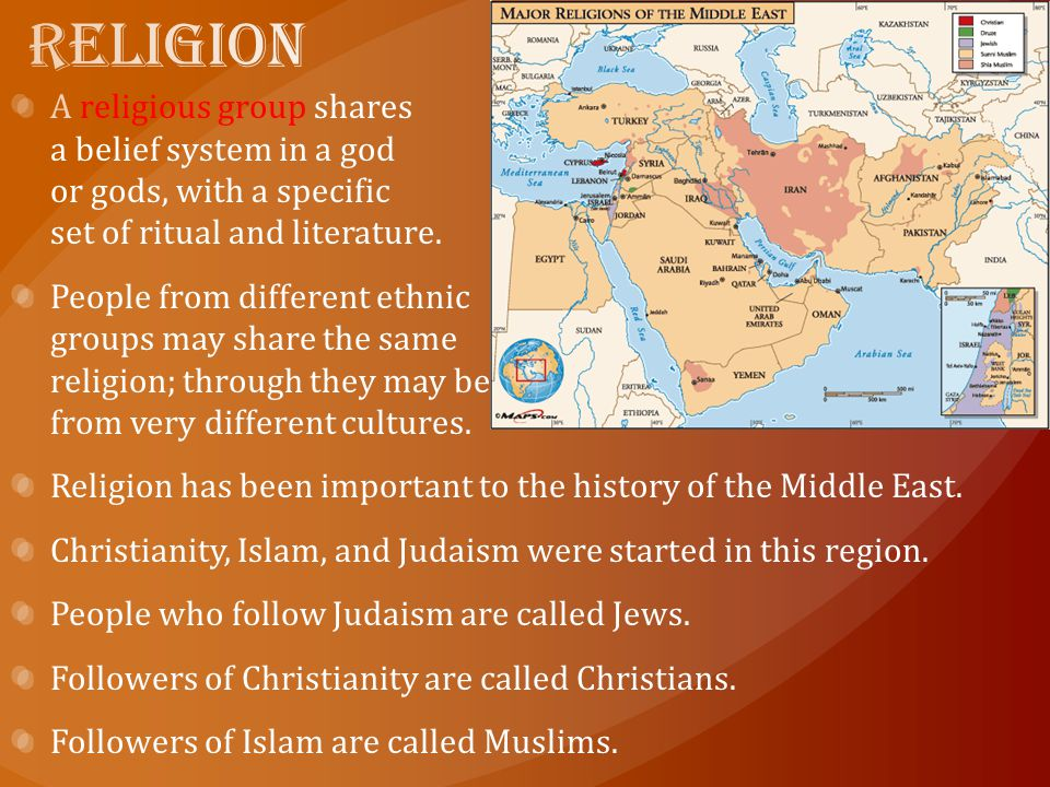 Modern middle east ppt download 3 religion publicscrutiny Image collections