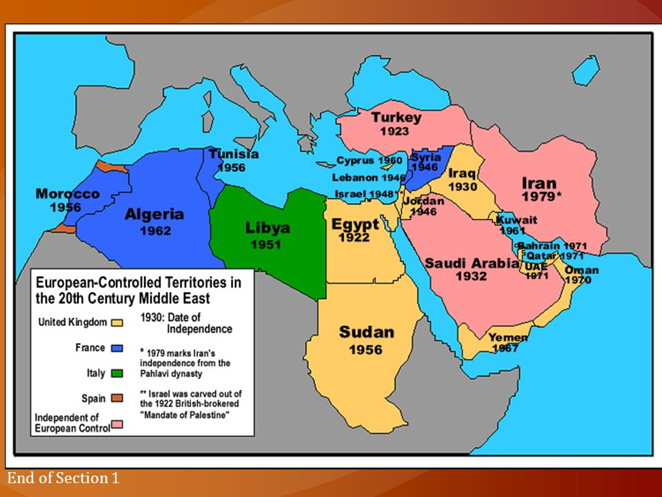 Modern middle east ppt download 44 end publicscrutiny Image collections