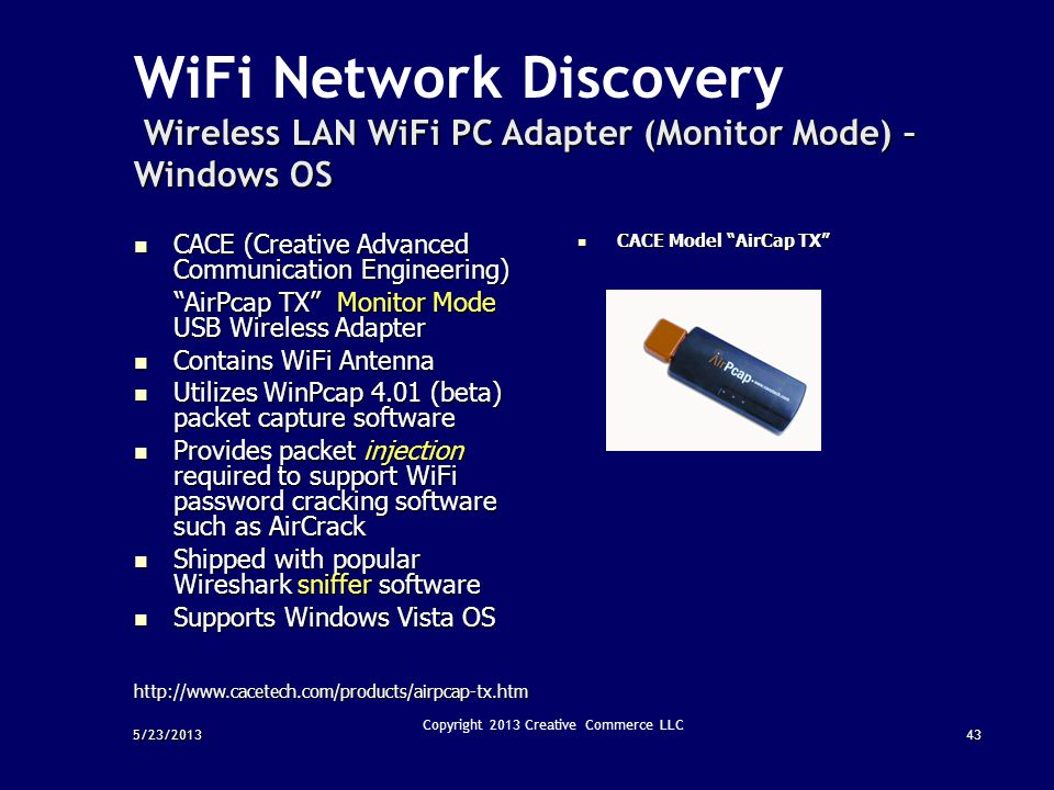 WiFi Networks Forensics Overview - ppt download